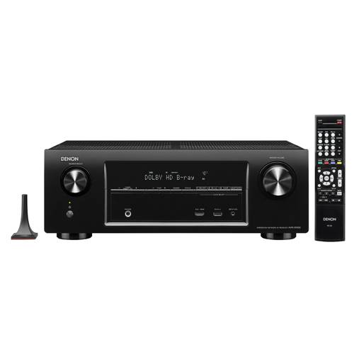 Denon AVR-X1000 5.1 Surround AV-Receiver