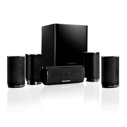 Soundsystem - Harman Kardon HKTS 9 BQ