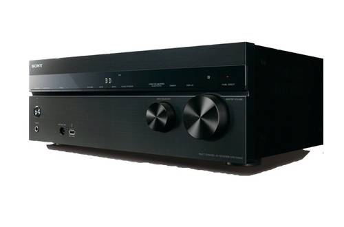 av receiver sony str dn840 im test beamer test. Black Bedroom Furniture Sets. Home Design Ideas