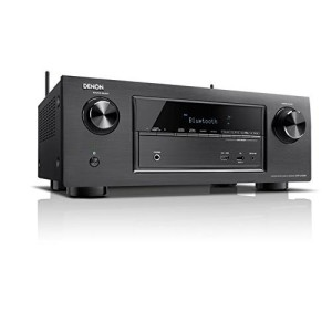 7.2 Surround AV-Receiver mit 7 x 145 Watt