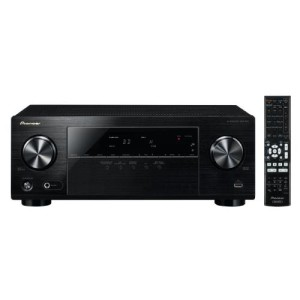 Pioneer VSX-329-K 5.1 AV Receiver mit 105 Watt pro Kanal und 4K Ultra HD Passthrough